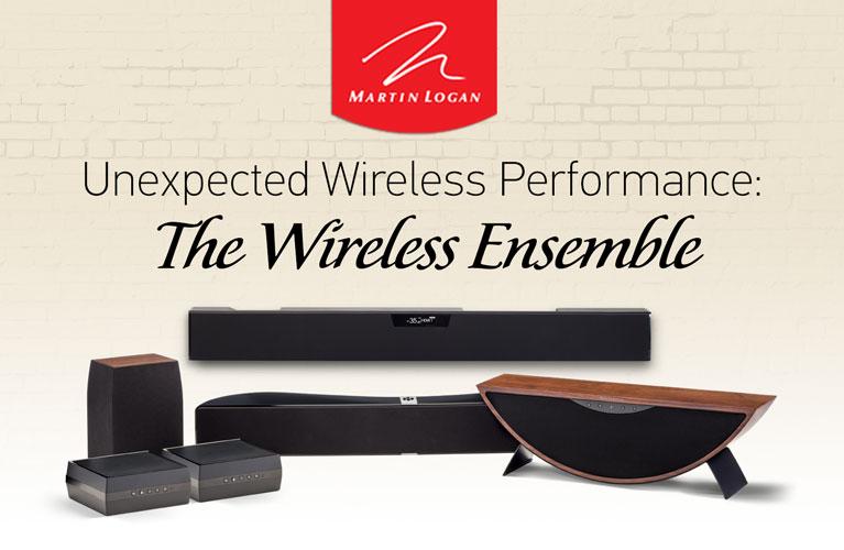 MartinLogan Wireless