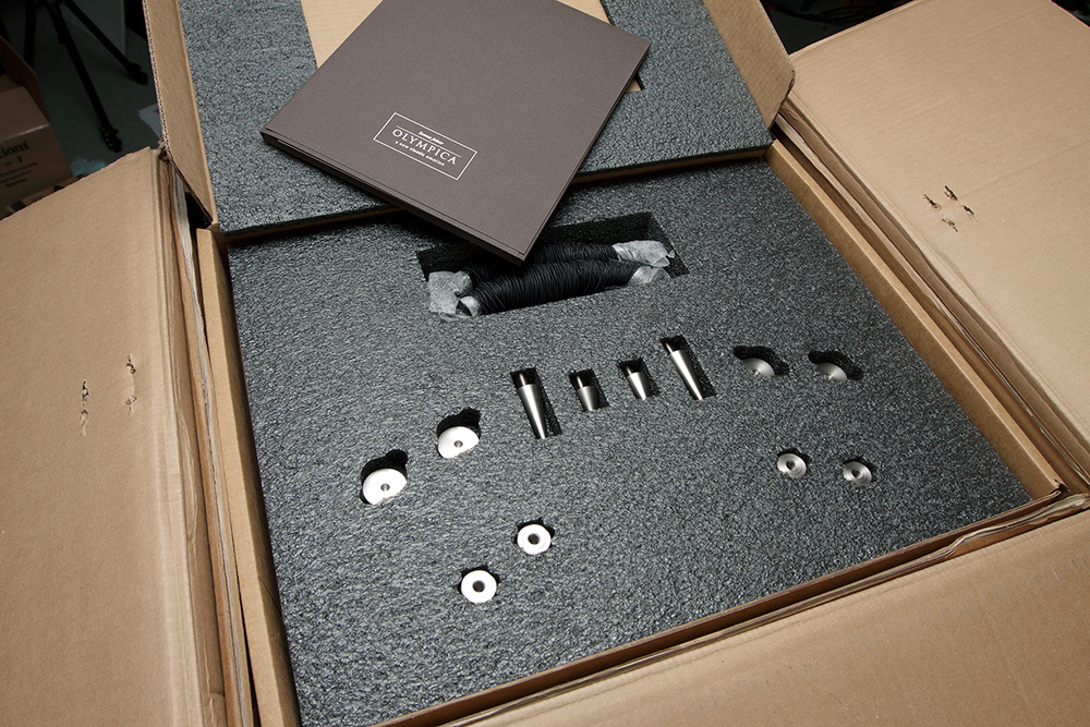 Sonus Faber accessories