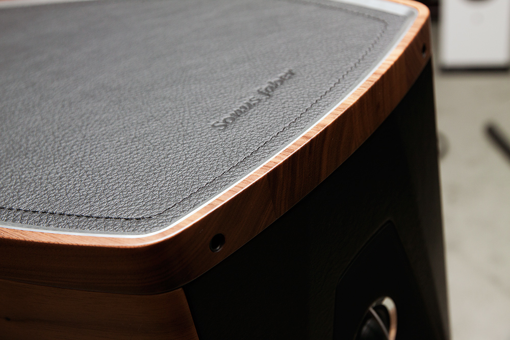 Sonus Faber close-up