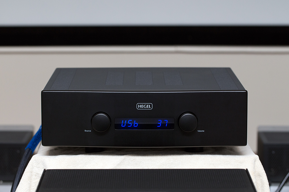 Hegel Music Systems H360
