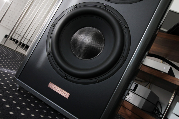 Magico S5 woofer