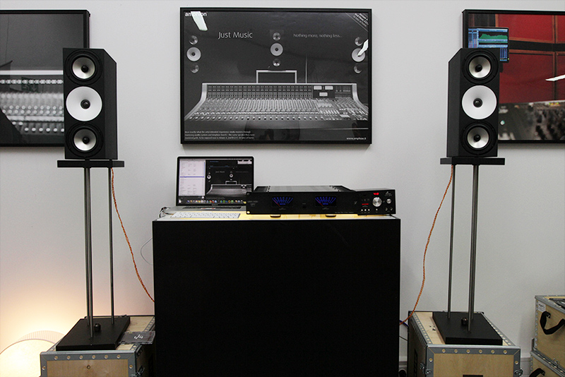 Amphion's €10,000 Mastering-Quality System