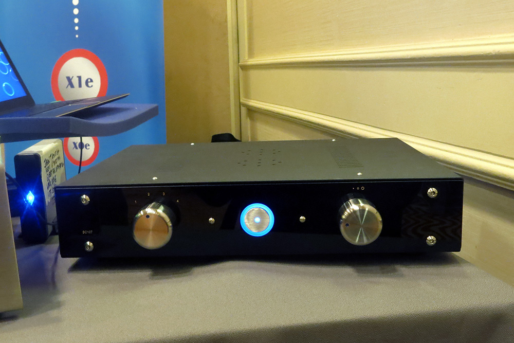 Blue Circle Audio BC107
