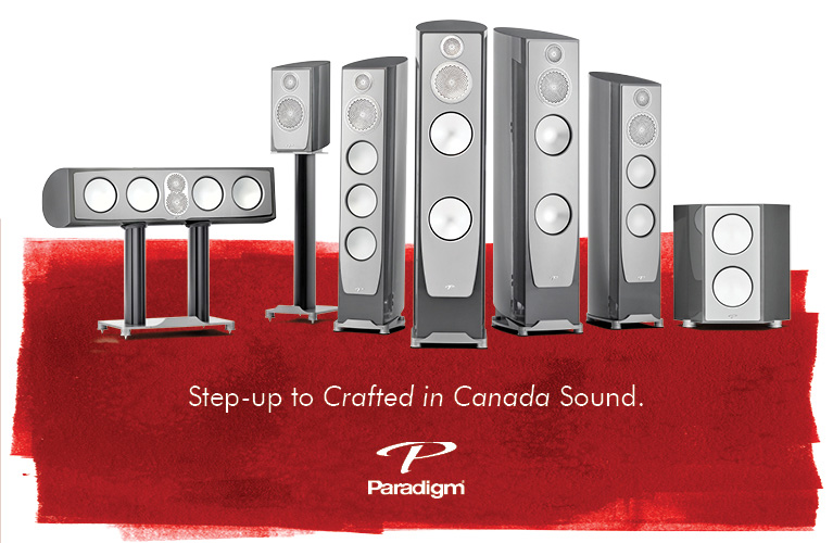 Paradigm Crafted in Canada
