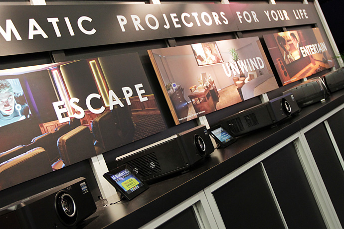 Digital Projection projectors