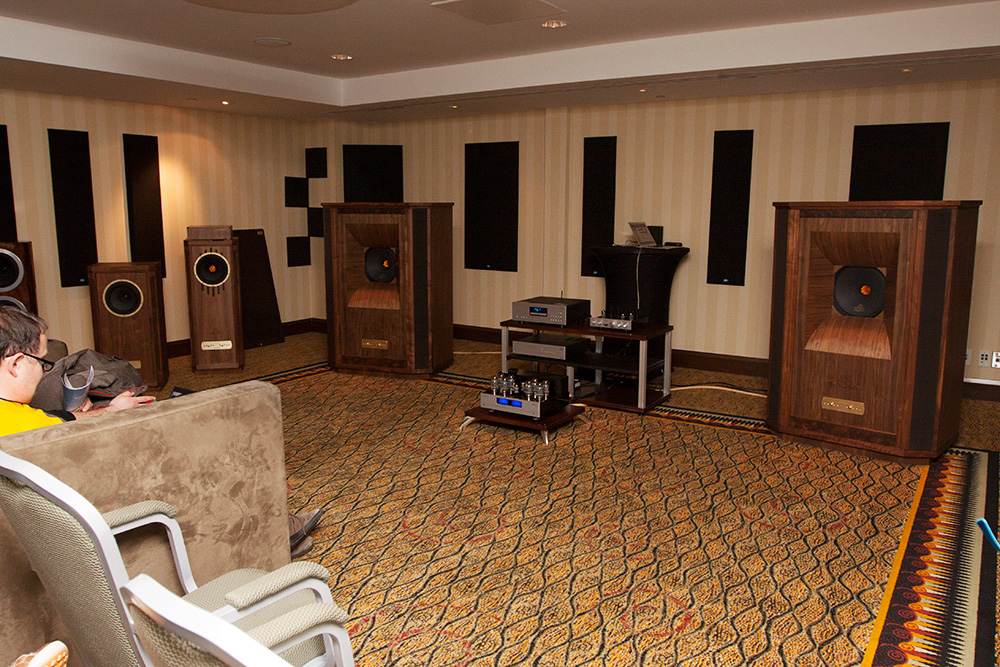 Tannoy room